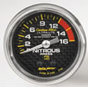 Carbon Fibre gauges
