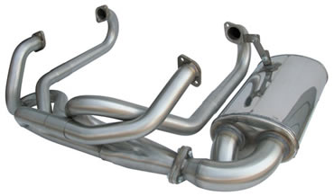 Side Exit exhaust system