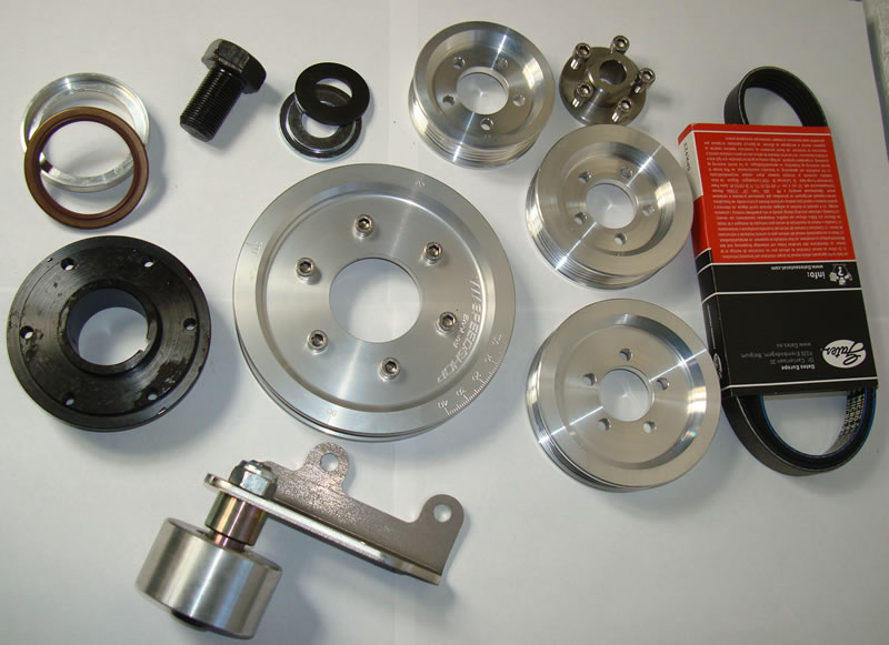 Dry Sump Pulley Kit