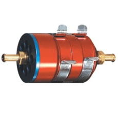Inline billet fuel filter