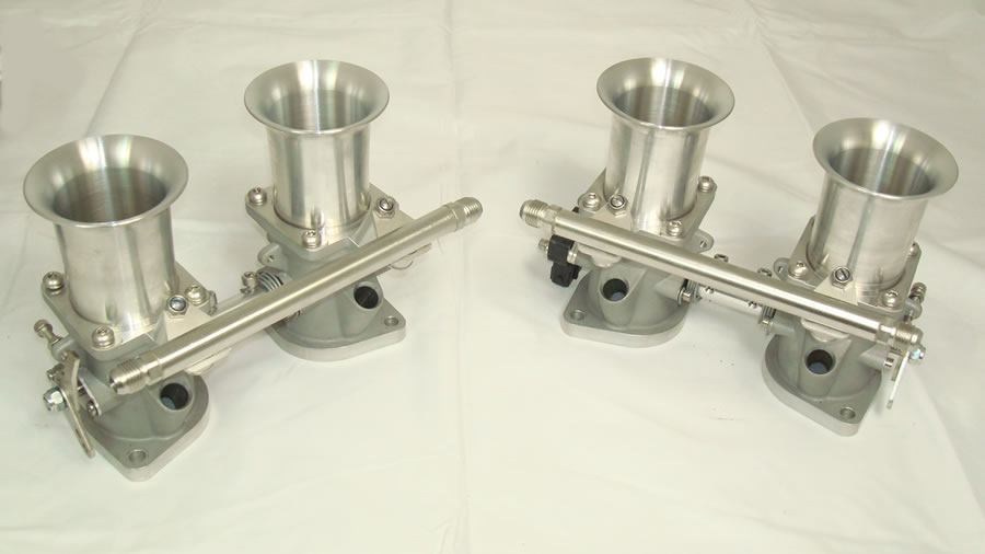IDA Throttle bodies
