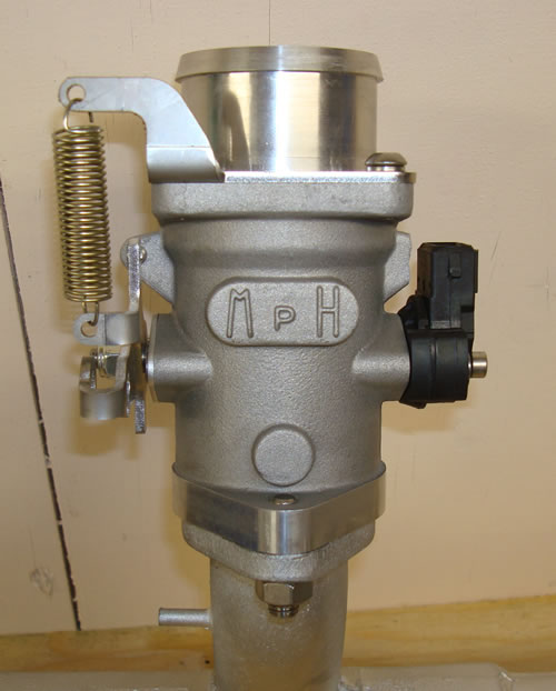 Solex 36mm Throttle