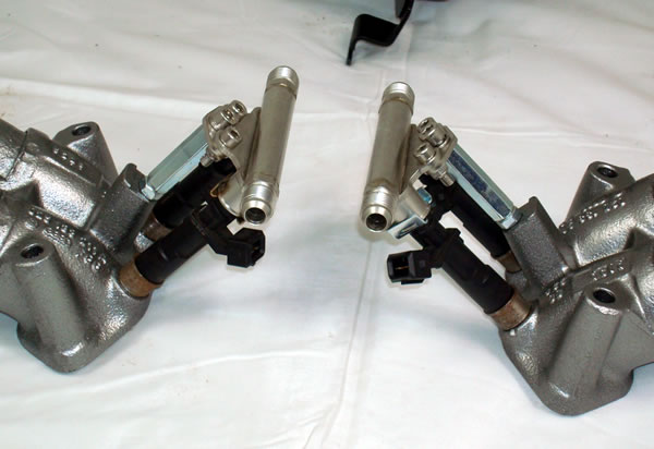 Injector conversion
