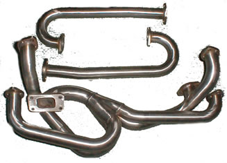 Turbo Header for T3 Switzer S2 -Full Stainless