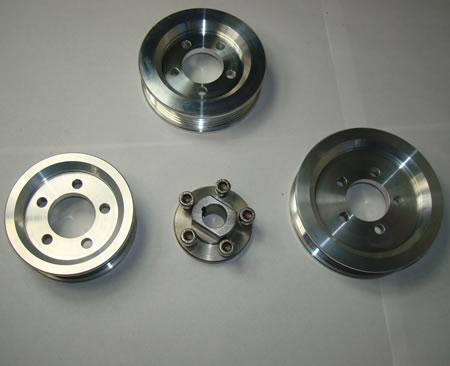 Micro Vee  pulley kit