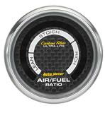 Carbon Fibre Air Fuel gauge