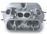 044 Wedge Port-44 x 37 Bare-No Valves or Springs
